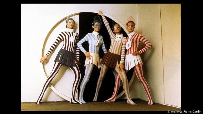 Futurist Fashion show
