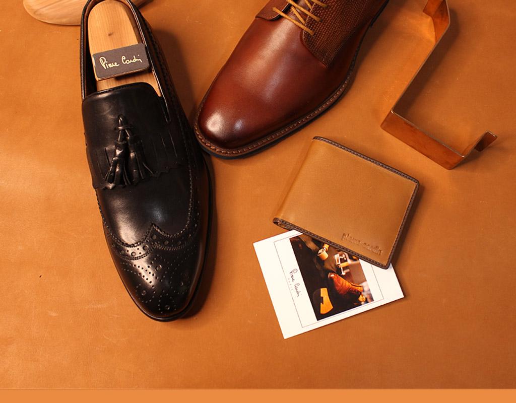 How to Pick a Genuine Pierre Cardin Shoe