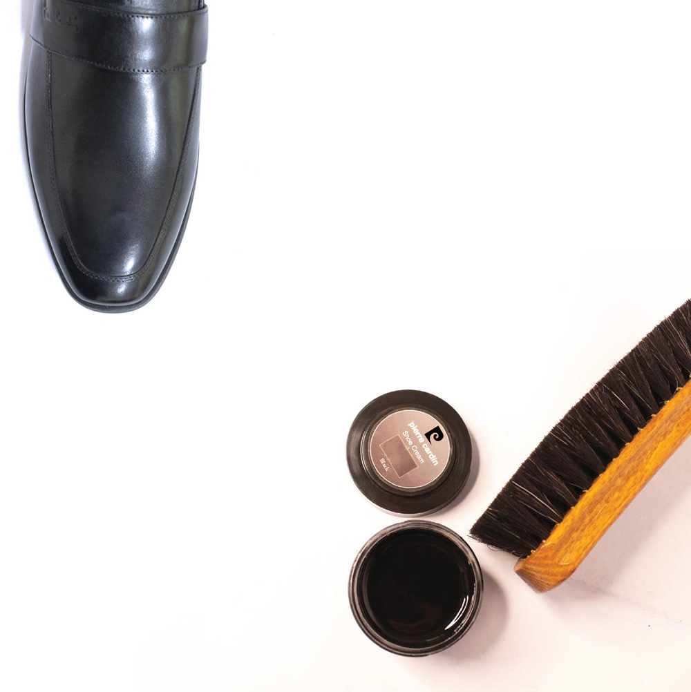 Exclusive Shoe Care For Exclusive Footwear